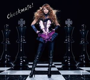Cover of Namie Amuro's Checkmate album